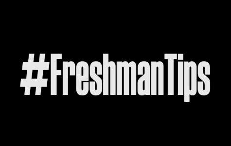 Freshman Tips