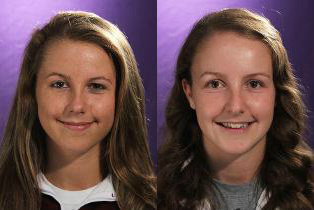 Soccer team adds third set of sisters