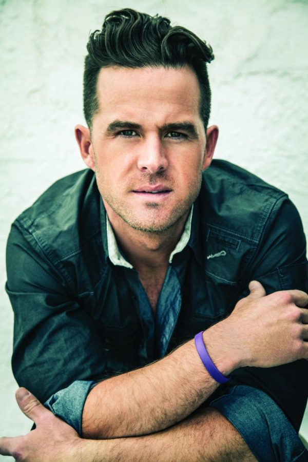 Country Star David Nail to Perform in the 'Boro