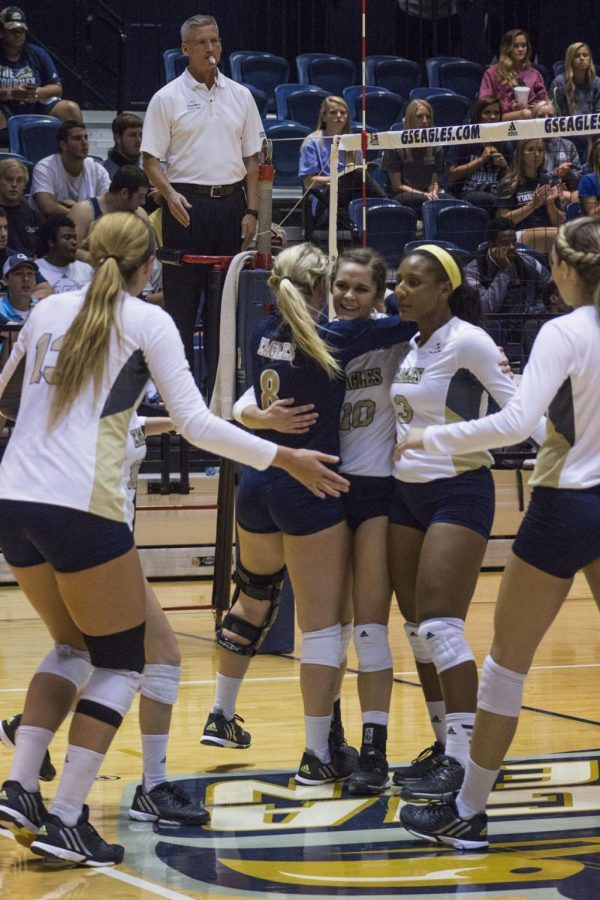 Eagles pick up two wins in Louisiana