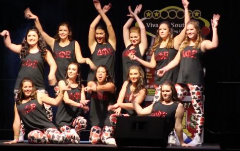 Georgia Southern 2015 Doo Dah Dance and Step Show