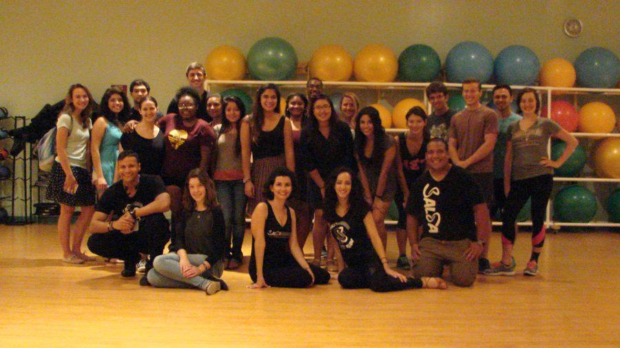 Students+take+to+Latin+dance