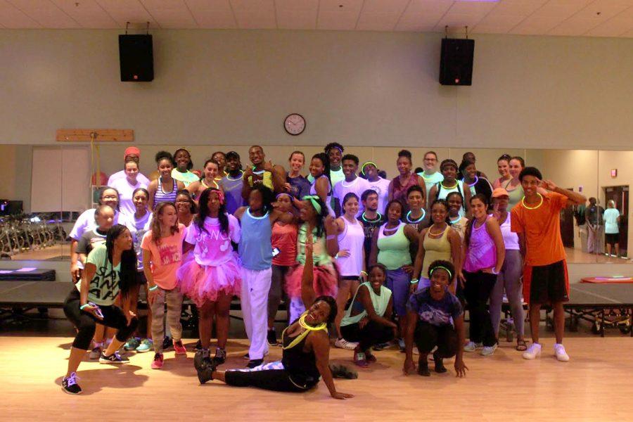 Zumba+Glow+a+success+for+Rec+Center