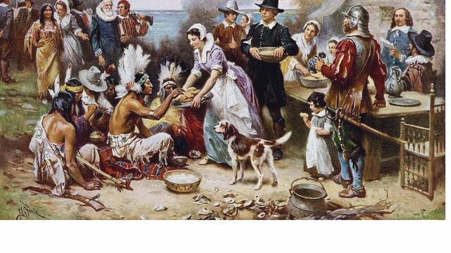 Drunk History: The slightly abridged history of Thanksgiving