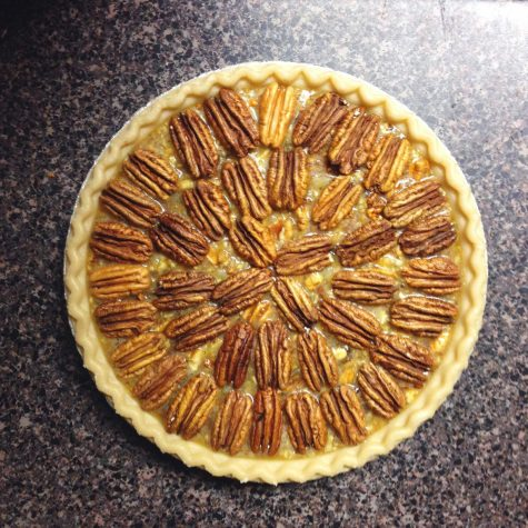 Meg Made it: Georgia Southern Pecan Pie