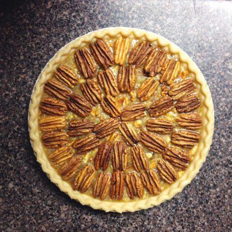 Meg Made it: Georgia Southern Pecan Pie