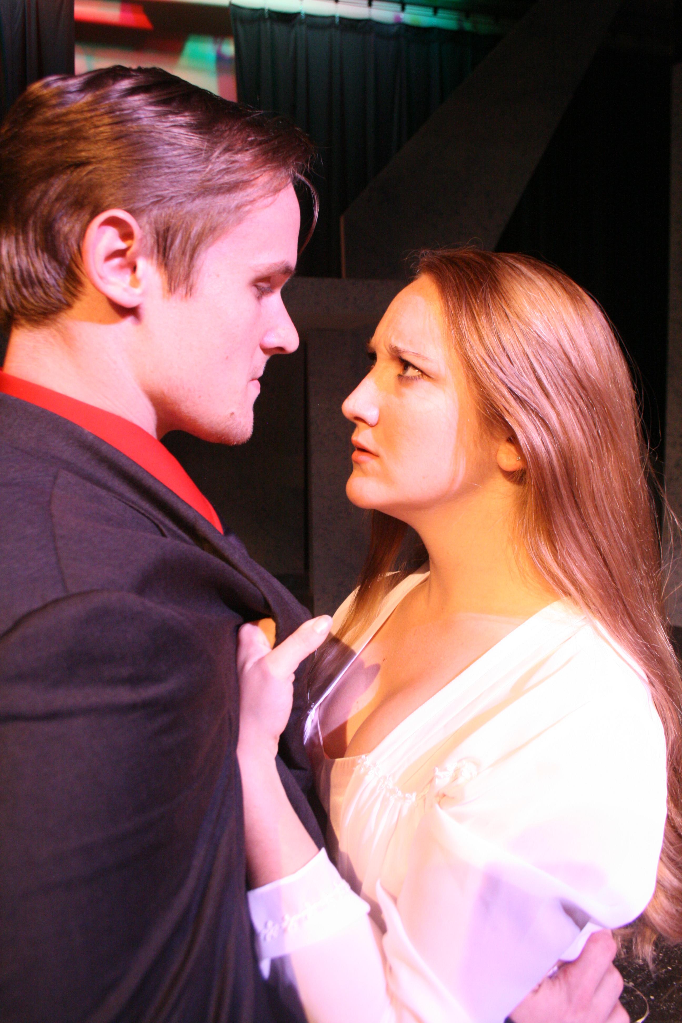 IMG_8348 - by Evan Goetz - Walter Pigford(Brutus) and Megan Dyer(Portia)