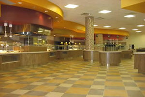 Dining Services to help with stress cravings