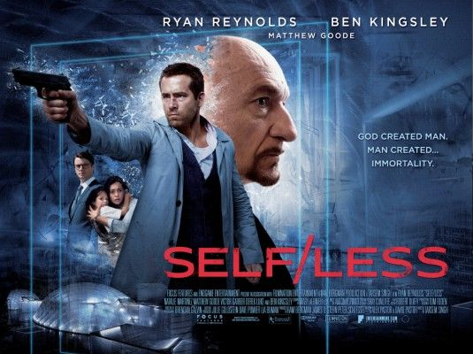 Before You See It: SELF/Less