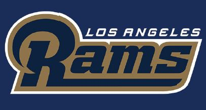 The Los Angeles Rams unveiled their new logo at a press conference last week. They will play home games in California for the first time since 1994. Friday, January 15, 2016 (NFL.com)