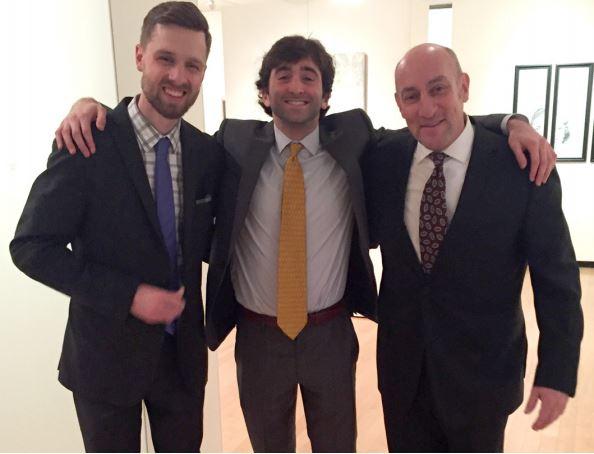 Joe Alterman Trio debuts in Savannah