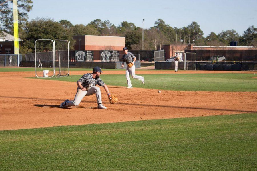 2016 baseball season begins with matchup against UGA