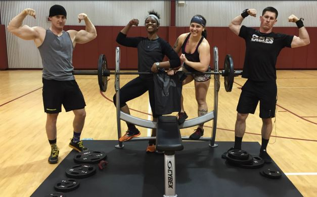 bench press competition2