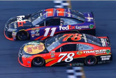 NASCAR revs into action with historic Daytona 500