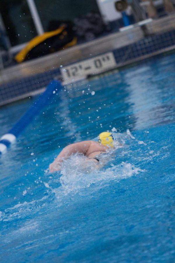 Swim & Dive team prepares to take on Athens