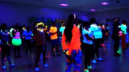 Zumba Glow turnout a huge success