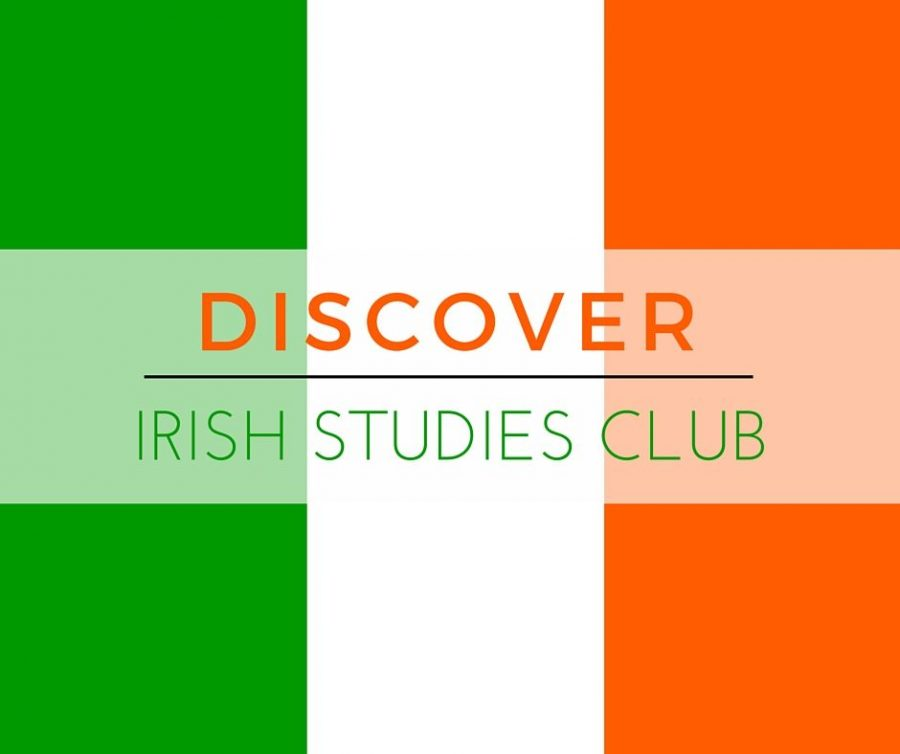 DISCOVER: Irish Studies Club