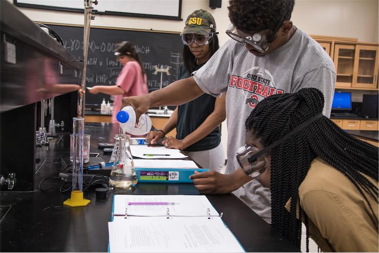 New bill to boost STEM student GPAs