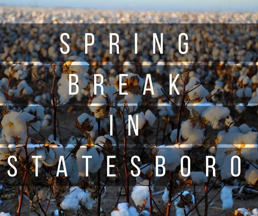 A Statesboro Spring Break