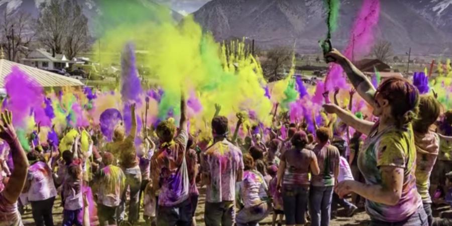 Holi festival comes to Georgia Southern