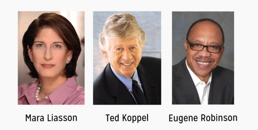 Leadership Lecture Series features award-winning journalists