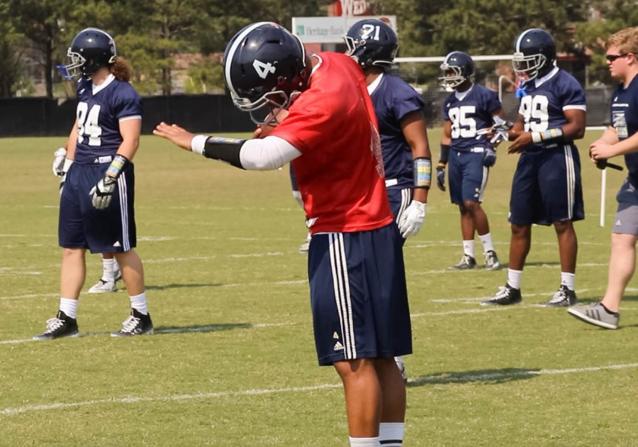 Georgia Southern Football Spring Practice Report: Day One/ Post Practice Interviews