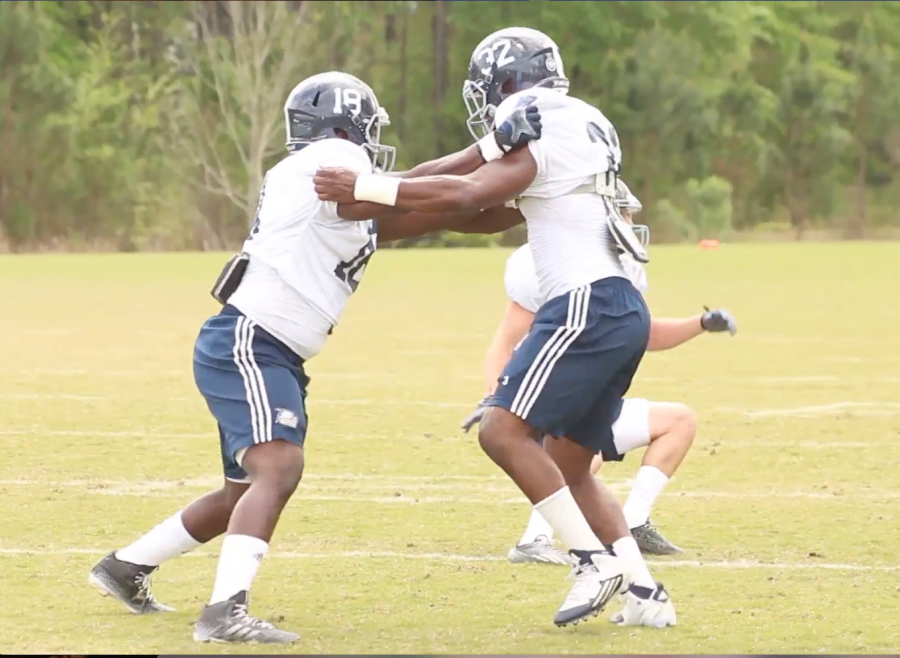 Georgia Southern Football Spring Practice Report: Day Four