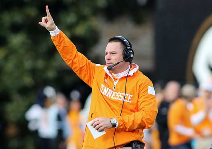 Tennessee athletics in state of disarray