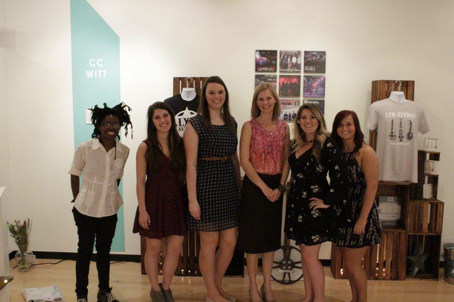 Graphic Design majors present senior show: A 'Bazaar Concept'