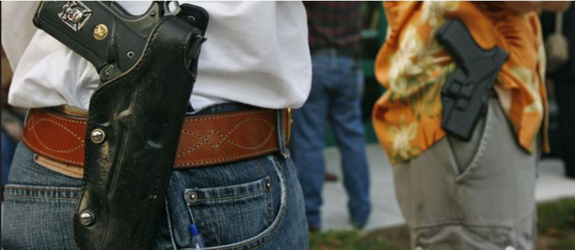 Guns on campus: Gov. Deal to make final call by May—Armstrong weighs in