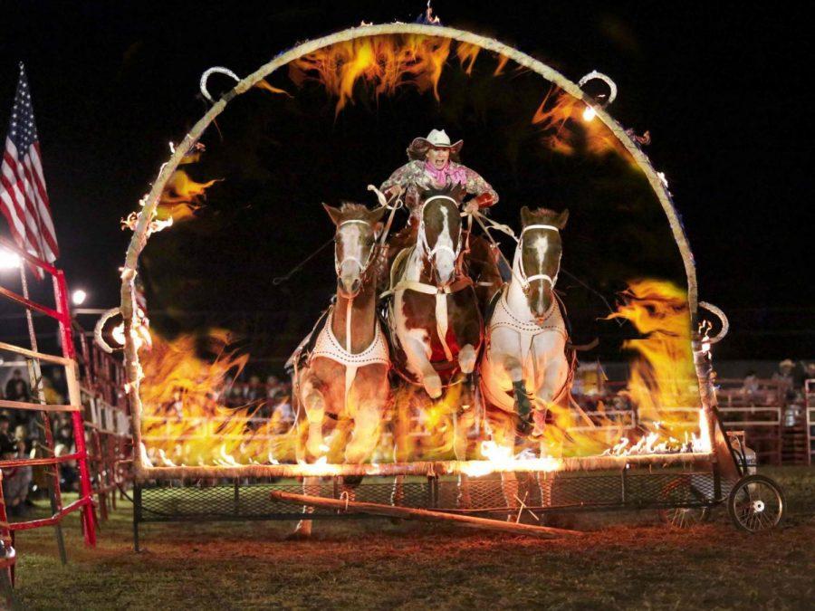 Saddle up Statesboro the Kiwanis Rodeo is back!