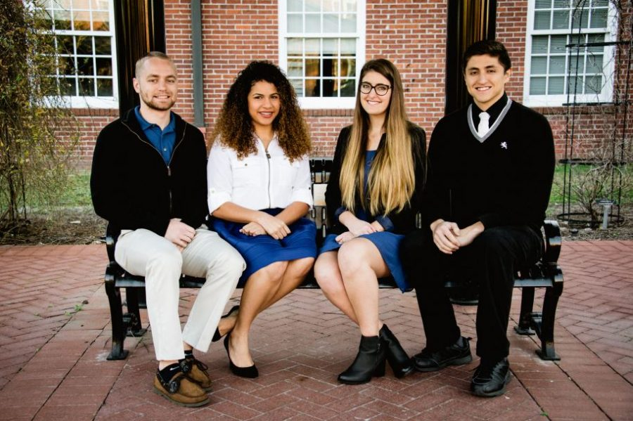 Team D.A.R.E. wins SGA election: A message  from new President Dustin Stewart