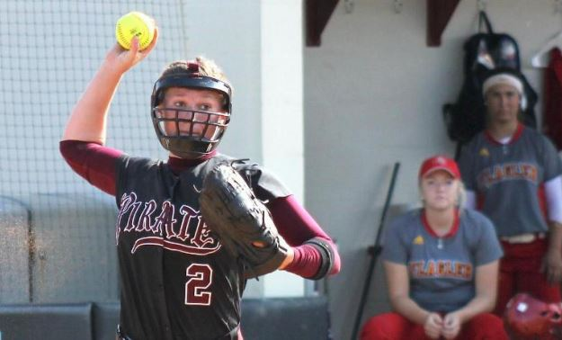 Pirates softball wins three straight at Mid-South Classic