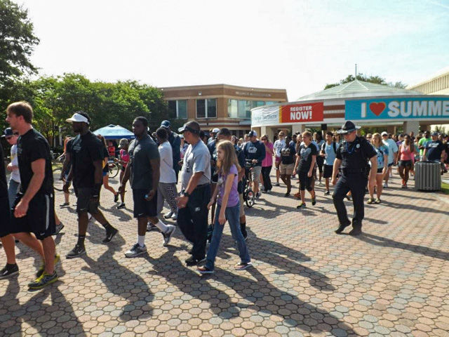 Fourth Annual 'Out of the Darkness' Walk to be held Saturday