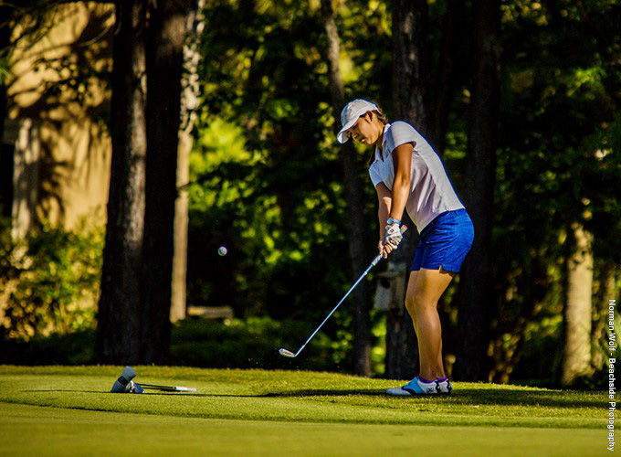 Women's Golf places fourth at Sun Belt Championships