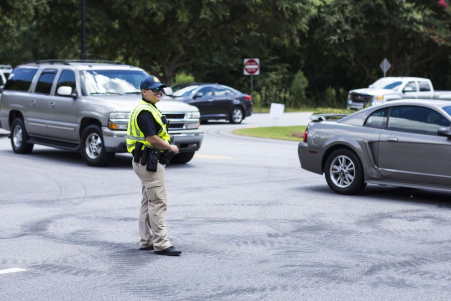 GS Police Chief addresses campus safety concerns