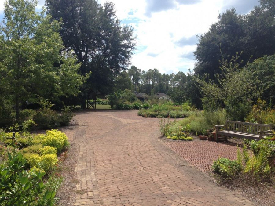 Beautifying the GS campus botanical Gardens