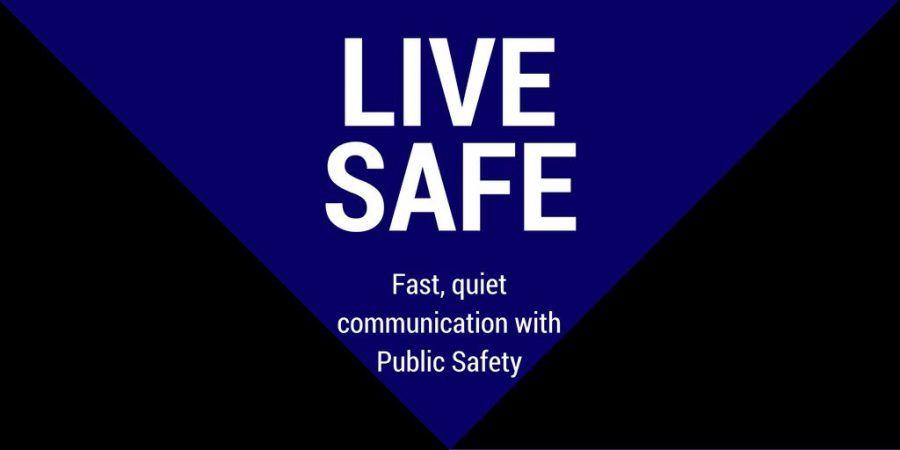 LiveSafe app currently active on Georgia Southern campus