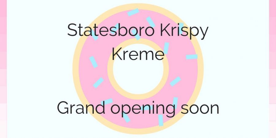 Krispy+Kreme+soon+to+announce+grand+opening+date