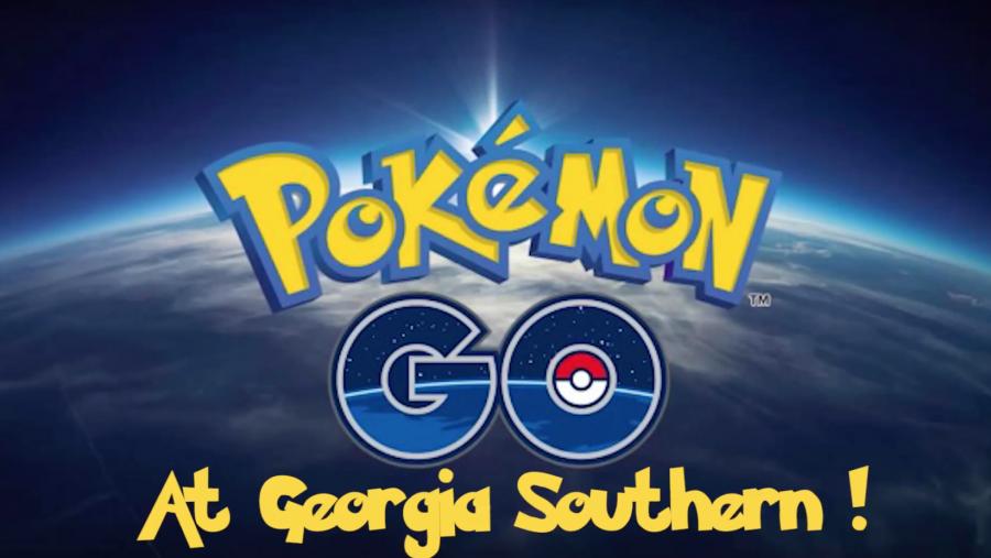 Pokemon+GO+at+Georgia+Southern