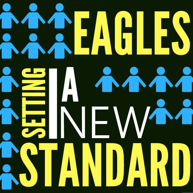 Eagle athletes setting a new standard