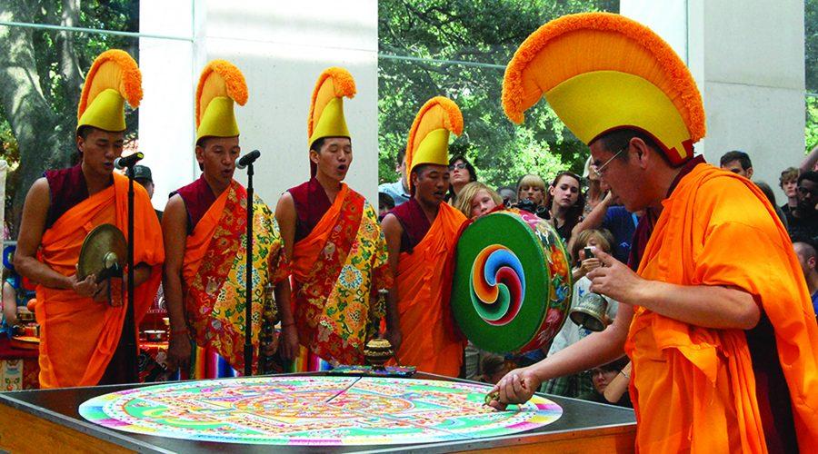 Tibetan+Monks+Return+to+Telfair+Museum