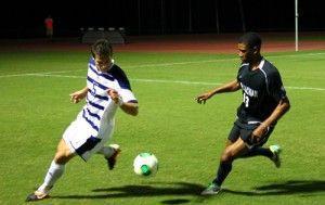 Men's Soccer hosts James Madison University