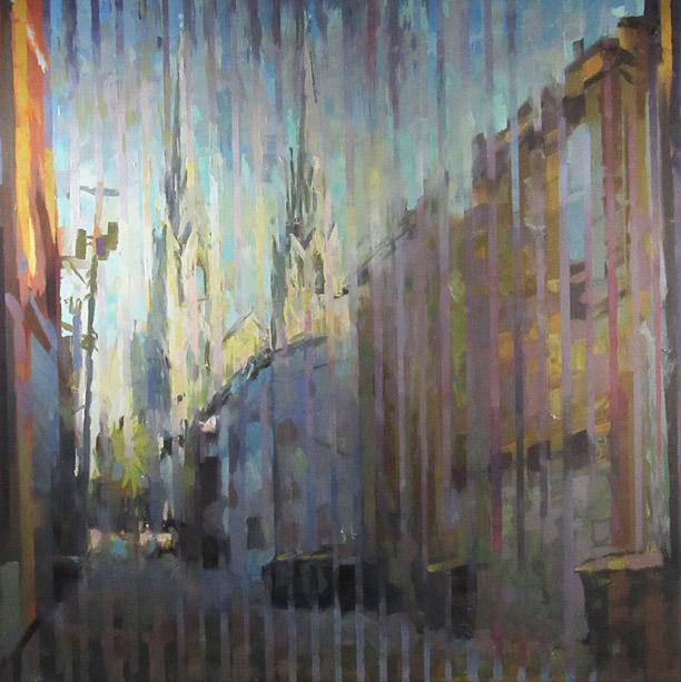 Painter+Plays+with+Equilibrium+in+Exhibit
