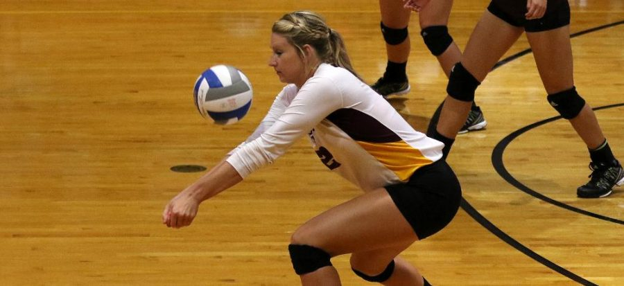 Pirates Volleyball 4-0 in Ohio