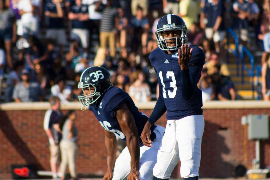 Georgia Southern Preview against Arkansas State