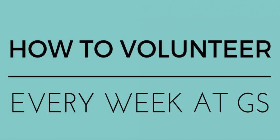 Weekly volunteer trips at Georgia Southern University