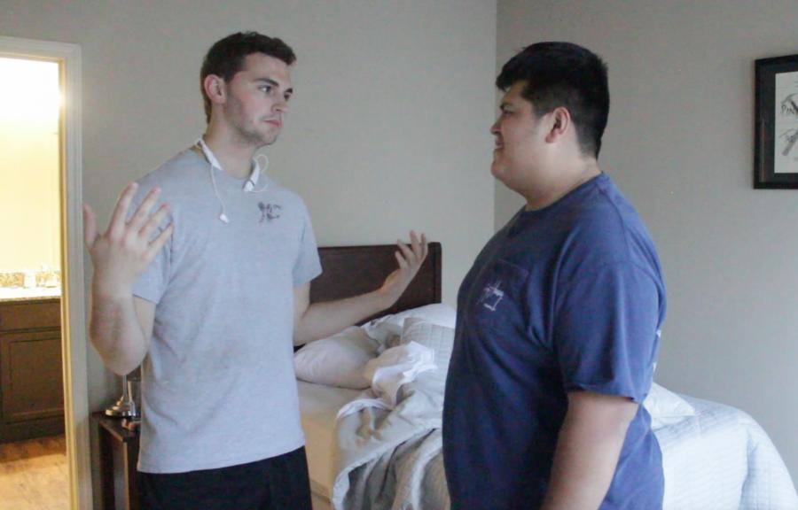 Roommate Horror Story