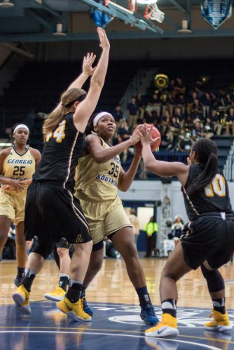 Women's basketball heads to App State looking for fourth consecutive win
