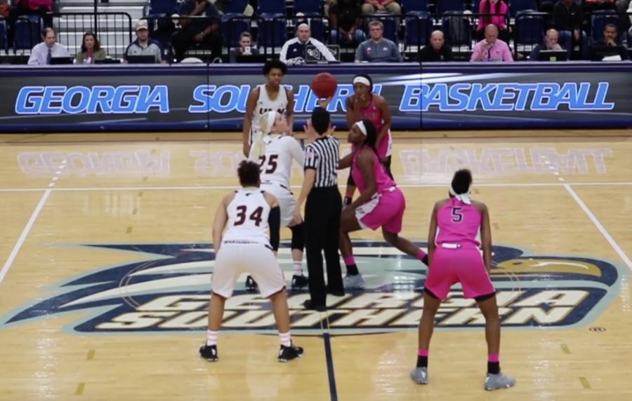 GSU+Women%27s+Basketball+Vs.+UL+Monroe